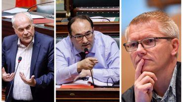 Le député Georges Gilkinet (Ecolo) a demandé vendredi à pouvoir disposer de l'avis de l'inspection des Finances sur le projet de loi relatif à la taxation des comptes-titres