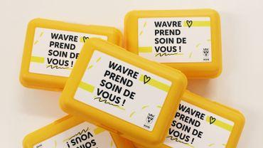 Une boîte jaune qui peut sauver des vies