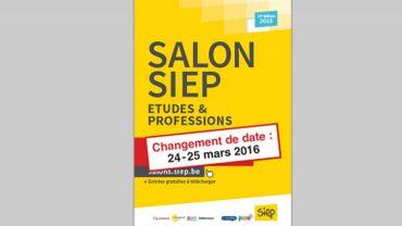 Depuis sa première édition en 2004, le salon SIEP de Bruxelles permet aux jeunes de s'informer et de définir une orientation scolaire, professionnelle et citoyenne.