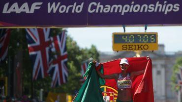 La Portugaise Ines Henriques 1ère championne du monde du 50km marche