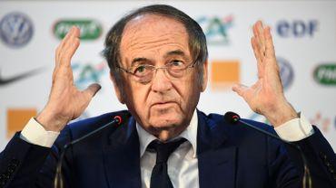 """Noël Le Graët: """"L'argent a pris beaucoup de poids"""" dans l'attribution du Mondial 2026"""