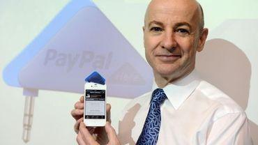 PayPal: un système pour payer par téléphone portable en boutiques