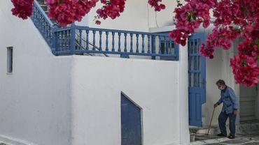 Coronavirus: la Grèce autorise à nouveau les voyages depuis le continent vers les îles