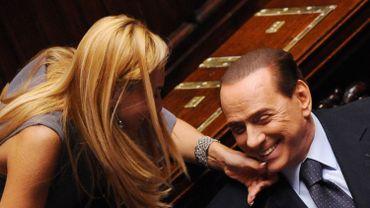 Silvio Berlusconi a choisi les travaux d'intérêt général