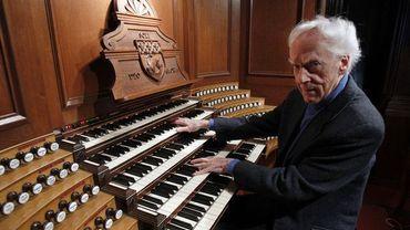 Décès de l'organiste et compositeur français Jean Guillou