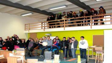 Le Département pédagogique de Bastogne de la Henallux vient d'inaugurer son Creative School Lab.