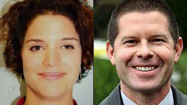 Jessica Schneider et Jean-Baptiste Salvaing, tués lundi soir