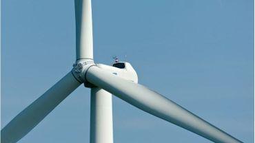 Des éoliennes en Province de Luxembourg