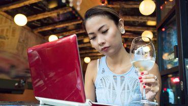 A Tokyo, vous pouvez vous offrir un forfait télétravail avec vin à volonté.
