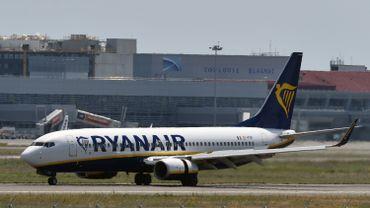 Grève chez Ryanair: le personnel explique aux passagers les raisons des actions