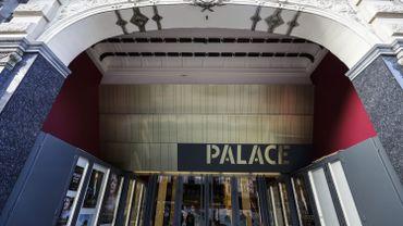 Le cinéma Palace rouvrira ses portes le 28 février prochain en plein coeur de Bruxelles