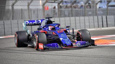 Toro Rosso roulera sous le nom d'Alpha Tauri la saison prochaine