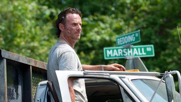 """""""The Walking Dead"""" redevient la série la plus piratée au monde"""