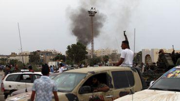 Libye: tirs d'obus sur la centrale électrique de Benghazi