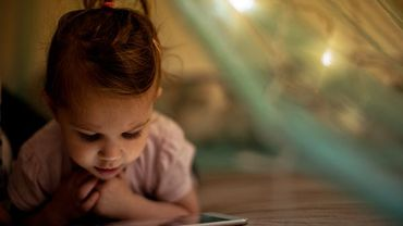 Tablettes et smartphones privent les bébés de sommeil