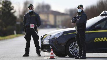 Coronavirus: Un joueur italien contaminé, toute son équipe en quarantaine