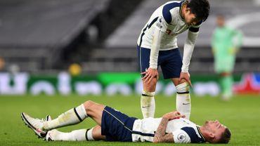 Mourinho confirme une longue période d'indisponibilité pour Toby Alderweird