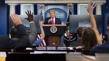 Trump: 5 questions autour de sa suggestion de reporter les élections