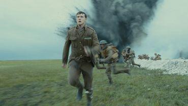 """Le film """"1917"""" reçoit le grand prix de l'Union de la presse cinématographique belge"""
