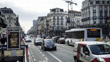 La Région bruxelloise va créer 80 km de pistes cyclables sécurisées