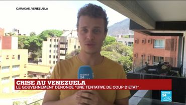 Insécurité, coupures d'électricité, suspicion de partialité: le quotidien de notre correspondant au Venezuela