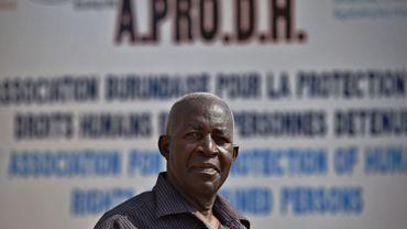 Un défenseur des droits de l'Homme burundais parmi les lauréats du prix Alison Des Forges