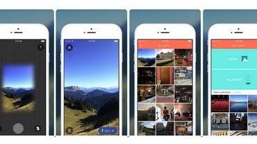 """Photonomie, l'appli qui propose une toute nouvelle expérience de """"photographie immersive"""""""
