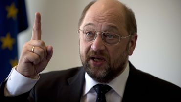 """Martin Schulz: """"La concurrence fiscale dans l'UE n'est plus tenable"""""""