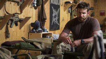 "Bradley Cooper dans ""American Sniper"""
