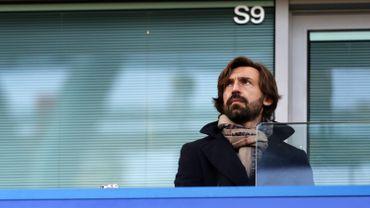 Andrea Pirlo de retour à la Juventus, comme entraîneur des U23