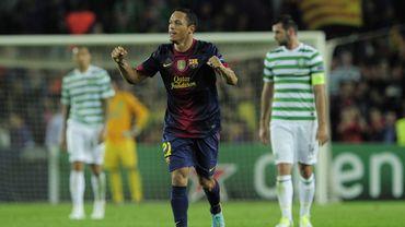 Eupen transfère Adriano Correia, ancien du Barça et de la Seleçao
