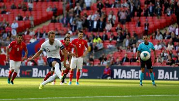 Kane et l'Angleterre terrassent la Bulgarie