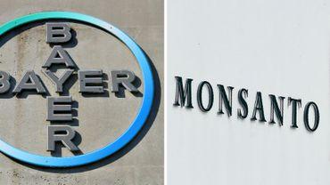 Le rachat du rival américain Monsanto doit permettre à l'allemand Bayer de donner naissance au leader mondial de semences et de produits phytosanitaires