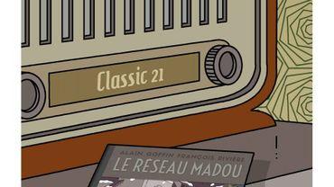 """Eric Laforge vous offre votre BD """"Madou"""" dédicacée"""