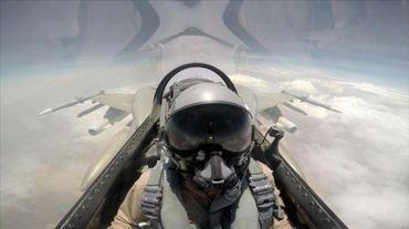 Un pilote de la Coalition (image d'archive)