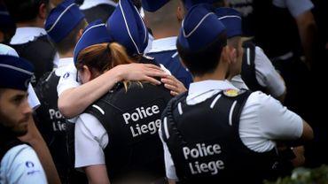 Benjamin Herman a tué trois personnes sur le boulevard d'Avroy, dont deux policières.