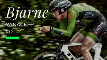Le monde du cyclisme en deuil après le décès de Bjarne Vanacker, 20 ans