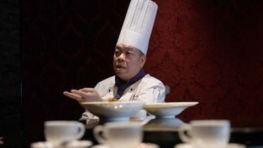 Ken Chan est le premier chef à décrocher trois étoiles au Michelin à Taïwan