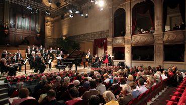 Le Conservatoire royal n'accueillera pas les premières épreuves du Reine Elisabeth cette année.