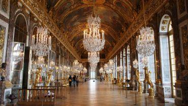 Galerie des glaces, Versailles