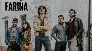 """En Espagne, la série """"Farinia"""" raconte le développement du trafic de drogue en Galice dans les années 1970"""