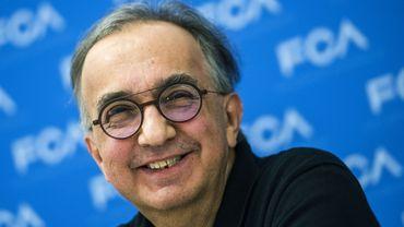 L'emblématique patron de Fiat Chrysler, Sergio Marchionne, est décédé