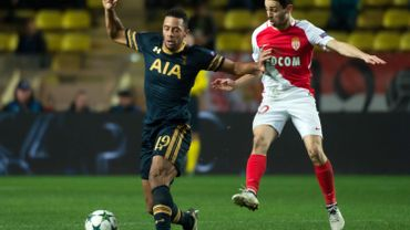 Tottenham, avec Dembele 64 minutes, éliminé par Monaco, qui se qualifie