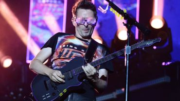 Matt Bellamy confirme qu'il travaille à un nouvel album de Muse