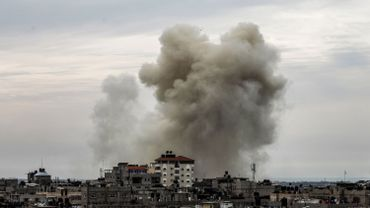 "Illustration - Human Rights Watch craint une ""crise humanitaire imminente"" au Sinaï"