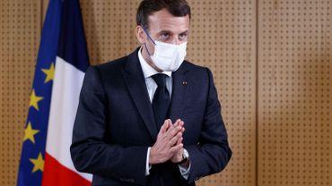 Emmanuel Macron a élaboré un plan de sortie de confinement en plusieurs étapes