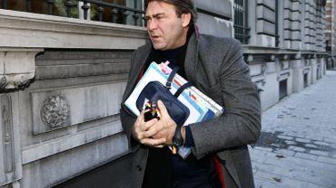 Denis Ducarme, ministre des Classes moyennes, des Indépendants et des PME.