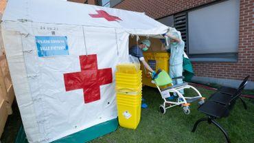 Coronavirus: la Croix-Rouge lance un appel aux dons