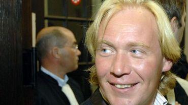 Frank Scheerlinck avocat de la défense, ici en 2006