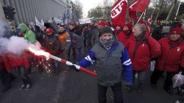 Les syndicats n'entendent pas céder sur le sujet: une manifestation est prévue le 6 juin
